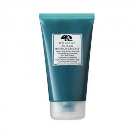Origins Clear Improvement™   Τζελ Καθαριστικό Προσώπου για τους Πόρους, Zero Oil Active Charcoal Detoxifying Cleanser to Clear Pores, 150ml