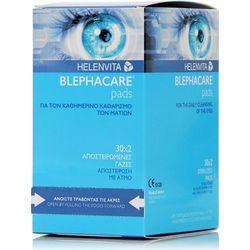 Blephacare Pads Αποστειρωμένες Γάζες 30x2τμχ.