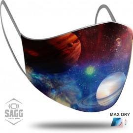 Γυναικεία Μάσκα Προστασίας Space 1ll, SAGG