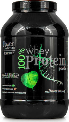 Power Health Power of Nature Sport Series 100% Whey Protein Chocolate 1Kg.