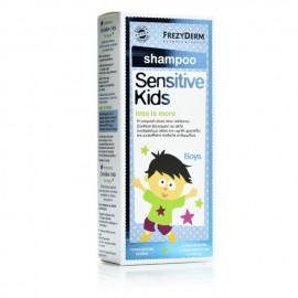 Frezyderm Sensitive Kids Shampoo Boys Παιδικό Σαμπουάν για Αγόρια, 200ml