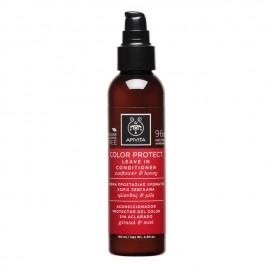 Apivita Κρέμα Προστασία Χρώματος Μαλλιών Χωρίς Ξέβγαλμα, Color Protect Leave In Conditioner, 150ml