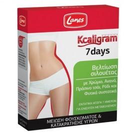 Lanes Kcaligram 7 Days Βελτίωση Σιλουέτας 14tabs.