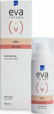 Intermed Eva Intima Vagil Sex Life lubricant Gel Λιπαντική Γέλη, 60ml
