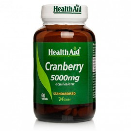 HEALTH AID CRANBERRY EXTRACT TABLETS 60S