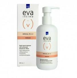 Intermed Eva Intima Wash Special pH 3.5, Υγρό Καθημερινού Καθαρισμού της Ευαίσθητης Περιοχής με Ενισχυμένη Αποσμητική Δράση, 250ml