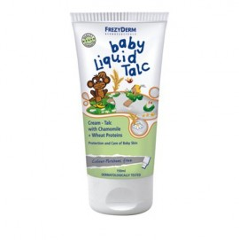 Frezyderm Baby Liquid Talc Κρέμα Talc για Χρήση κατά την Αλλαγή Πάνας, 150ml