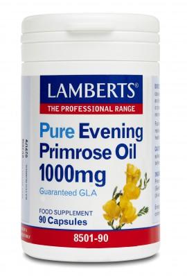 LAMBERTS EVENING PRIMROSE OIL 1000MG 90CAPS