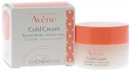Avene Cold Cream Baume Levres Limited Edition Θρεπτικό & Επανορθωτικό Βάλσαμο Χειλιών, 10ml