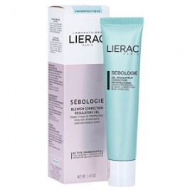 Lierac Sebologie Blemish Correction Regulating Gel, Ρυθμιστικό Gel Κατά Των Ατελειών, 40ml