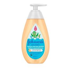 Johnsons Pure Protect Kids Handwash, Παιδικό Κρεμοσάπουνο, 300ml