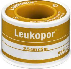 Leukopor 2,5cm X 5m