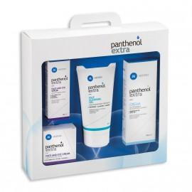 MediSei Panthenol Extra Set Face&Eye Serum 30ml + Face Eye&Cream 50ml + Face Cleansing Gel 150ml + Cream για Ερεθισμένα Δέρματα 100ml
