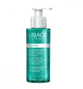 Uriage Hyseac Purifying Oil Έλαιο για Ντεμακιγιάζ Προσώπου & Ματιών για Δέρμα με Τάση για Ακμή, 100ml