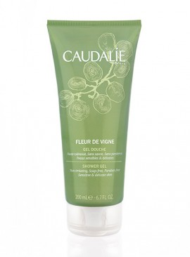 Caudalie Fleur De Vigne Shower Gel Tube, Τζελ Ντουζ για Ευαίσθητες Επιδερμίδες 200ml