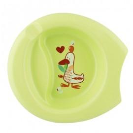 Chicco Πιάτο Easy 6m+ Πράσινο