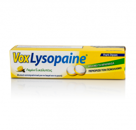 Vox Lysopaine με Γεύση Λεμόνι-Ευκάλυπτος 18τεμ