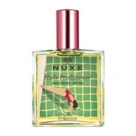 Nuxe Huile Prodigieuse Ξηρό Λάδι Ενυδάτωσης για Πρόσωπο, Σώμα & Μαλλιά Limited Edition Κοραλί, 100ml