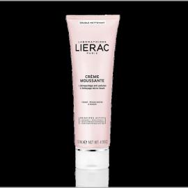 Lierac Demaquillant Creme Moussante Αφριστική Κρέμα Διπλού Καθαρισμού για μεικτές επιδερμίδες 150ml