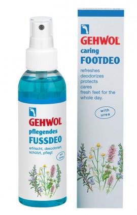 Gehwol Caring Footdeo Spray Αποσμητικό spray ποδιών,150ml