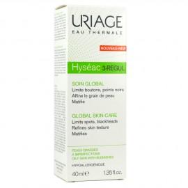 Uriage Hyseac 3-Regul, Κρέμα με 3 Δράσεις στην Πολυμορφική Ακμή, 40ml