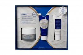 Korres Set Greek Yoghurt Day Cream Ξηρές Επιδερμίδες 40ml & ΔΩΡΟ Hydra-Biome Face Mask 20ml & Greek Yoghurt Foaming Cream Cleanser 20ml