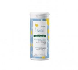 Klorane bebe Poudre de Toilette Protectrice Βρεφική Πούδρα -25% 100gr
