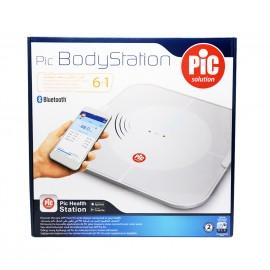 Pic BodyStation Ψηφιακή Ζυγαριά Βάρους με Bluetooth,1τμχ