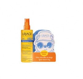 Uriage Eau Thermale Promo Bariesun Spray For Kids Spf 50+, Αντηλιακό Σπρέι Για Παιδιά, 200ml & ΔΩΡΟ Πετσέτα Θαλάσσης, 1 Τεμάχιο