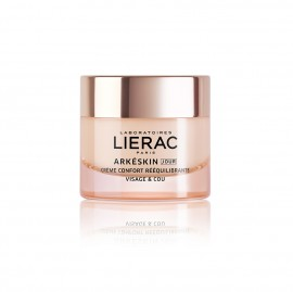 Lierac Arkeskin Jour creme confort reequilibrante, Για Εμμηνόπαυση Και Ορμονική Γήρανση του Δέρματος, 50ml