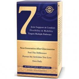Solgar No 7 Joint Support & Comfort Συμπλήρωμα Διατροφής για την Καλή Υγεία των Αρθρώσεων, 30veg.caps
