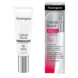 Neutrogena Cellular Boost Dark Spot Corrector, Κρέμα Μείωσης Σκούρων Κηλίδων, 30ml