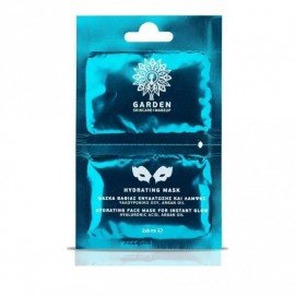 Garden Hydrating Mask Μάσκα Βαθιάς Ενυδάτωσης και Λάμψης 2x8ml