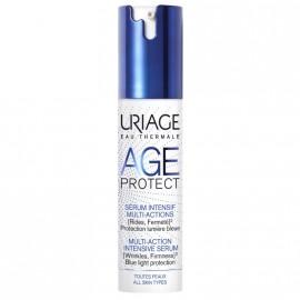 Uriage Age Protect Multi-Action Intensive Serum, Eντατικός Ορός Πολλαπλών Δράσεων για Όλους τους Τύπους 30ml