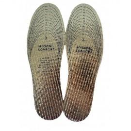 DeClermont Θερμικοί Πάτοι Παπουτσιών Προσαρμόσιμου Μεγέθους Νο 35-46, 1 Ζευγάρι