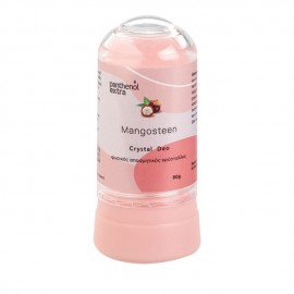 Panthenol Extra Mangosteen Crystal Deo Αποσμητικό Roll-On με Άρωμα Μαγκοστίν, 80gr