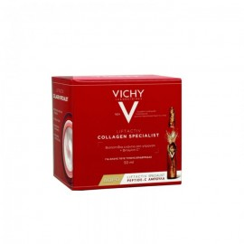 Vichy Liftactiv Collagen Specialist 50ml & Δώρο Liftactiv Specialist Peptide-C Αμπούλα 1.8ml