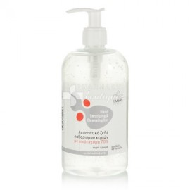 Camoil Johnz Hand Sanitizing & Cleansing Gel 500ml