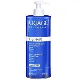 Uriage DS Hair Soft Balancing Shampoo Απαλό Σαμπουάν Εξισορρόπησης 500ml