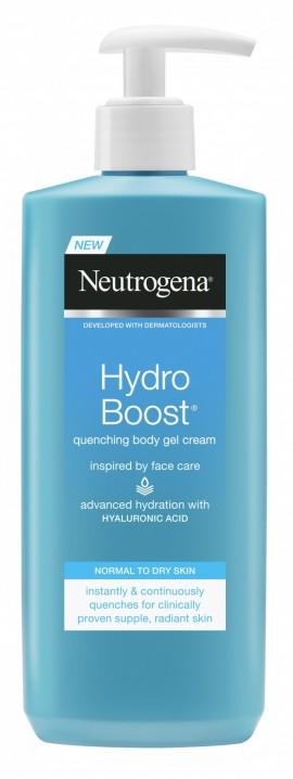 Neutrogena® Hydro Boost Gel Cream Body, Ενυδατική Λοσιόν Σώματος σε Μορφή Gel, 250ml