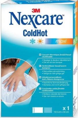 Nexcare Coldhot Maxi 2 Σε 1 Παγοκύστη Και Θερμοφόρα 1 Τεμάχιο 19,5 x 30cm