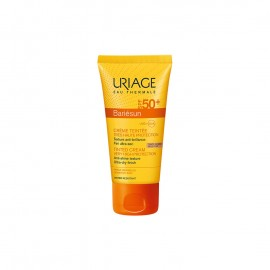 Uriage Bariesun Golden Tinted Creme SPF50+ Αντιηλιακή Κρέμα με Χρώμα Χρυσή Απόχρωση Ελαφριάς Υφής, 50ml