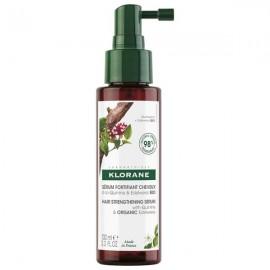 Klorane Serum Μαλλιών Δυναμωτικός Ορός με Κινίνη & Βιολογικό Εντελβάις Κατά της Τριχόπτωσης, 100ml