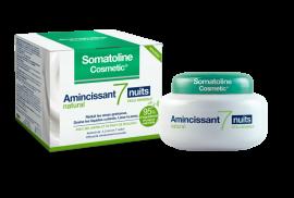 Somatoline Cosmetic 7 Nights Slimming Natural Κρέμα για Εντατικό Αδυνάτισμα Σε 7 Νύχτες, 400ml