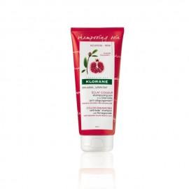 Klorane Shampoo Pomegranate Σαμπουάν με Εκχύλισμα Ροδιού για Βαμμένα Μαλλιά χωρίς Θειικά Άλατα, 200ml