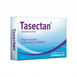 Tasectan Σκόνη Ελέγχει και Μειώνει τα Συμπτώματα της Διάρροιας 15 κάψουλες των 500mg