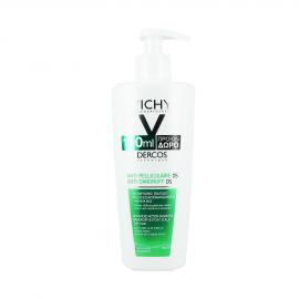 Vichy Dercos Anti-Dandruff DS Shampoo for Dry Hair, Αντιπυτιριδικό σαμπουάν για Ξηρά μαλλιά, 390ml