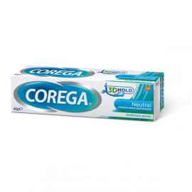 Corega Neutral Στερεωτική Κρέμα Οδοντοστοιχιών