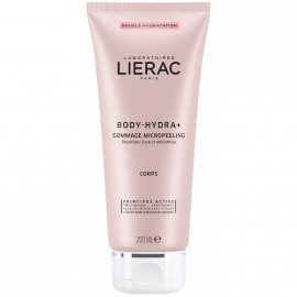 Lierac Body Hydra+ Gommage Micropeeling Corps 200ml