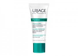 Uriage Hyseac 3-Regul, Κρέμα με 3 Δράσεις στην Πολυμορφική Ακμή κατάλληλη για Λιπαρές Επιδερμίδες με Τάση Ακμής, 40ml